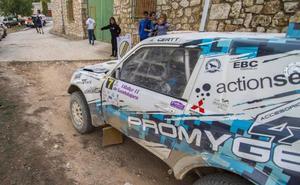 Carranza y Fernández aún aspiran a revalidar su título de rallys todoterreno