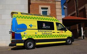 Heridas cuatro personas en tres accidentes de tráfico la pasada noche en la provincia de Valladolid