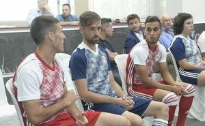Castilla y León se medirá a La Rioja y Melilla en la primera ronda