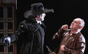 Arturo Querejeta: «Esta obra tiene una parte de comedia musical, incluso se oye música rock»