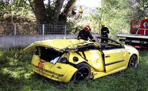 El conductor del trágico accidente de Galisancho insiste en que no recuerda nada de lo que pasó