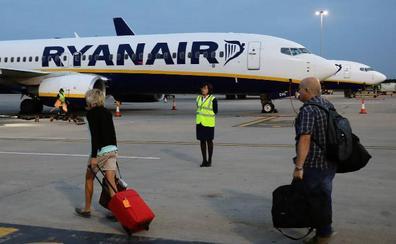 Los pilotos acusan al Gobierno de «mirar hacia otro lado» con Ryanair