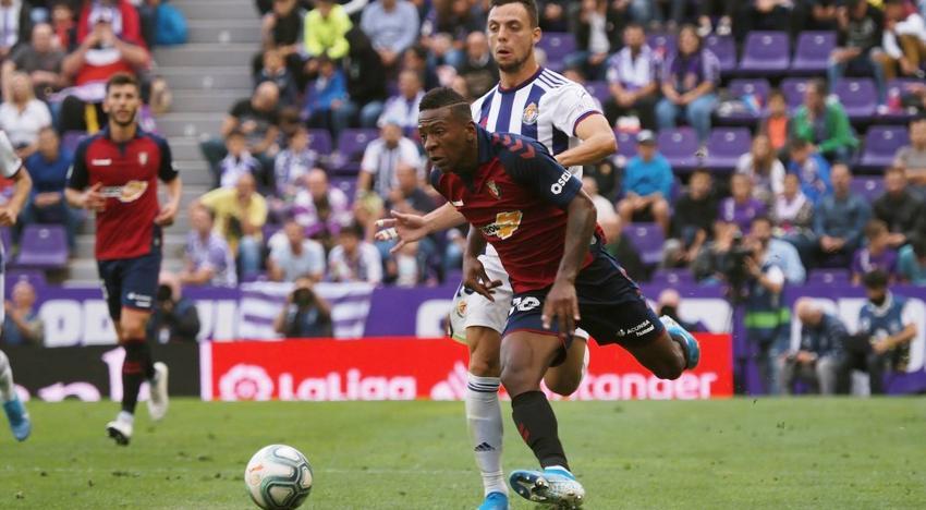 Un ajuste pendiente en el carril derecho del Real Valladolid