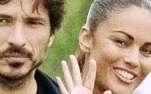 Andrés Velencoso y Lara Álvarez se dejan ver juntos