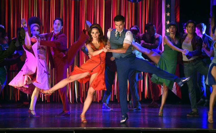 El musical West Side Story llega al Teatro Calderón de Valladolid