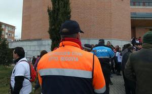 Estas son las quejas que han detonado la cascada de dimisiones de voluntarios de Protección Civil de Segovia