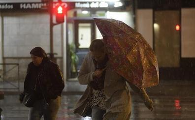Las previsiones apuntan a que el viernes se puede repetir una tormenta similar a la del martes en Valladolid
