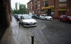 Los técnicos no activaron a la Agrupación de Voluntarios de Protección Civil de Segovia en la tormenta del 26 de agosto