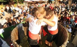 Consulta aquí el programa completo de la fiesta de la vendimia de Serrada