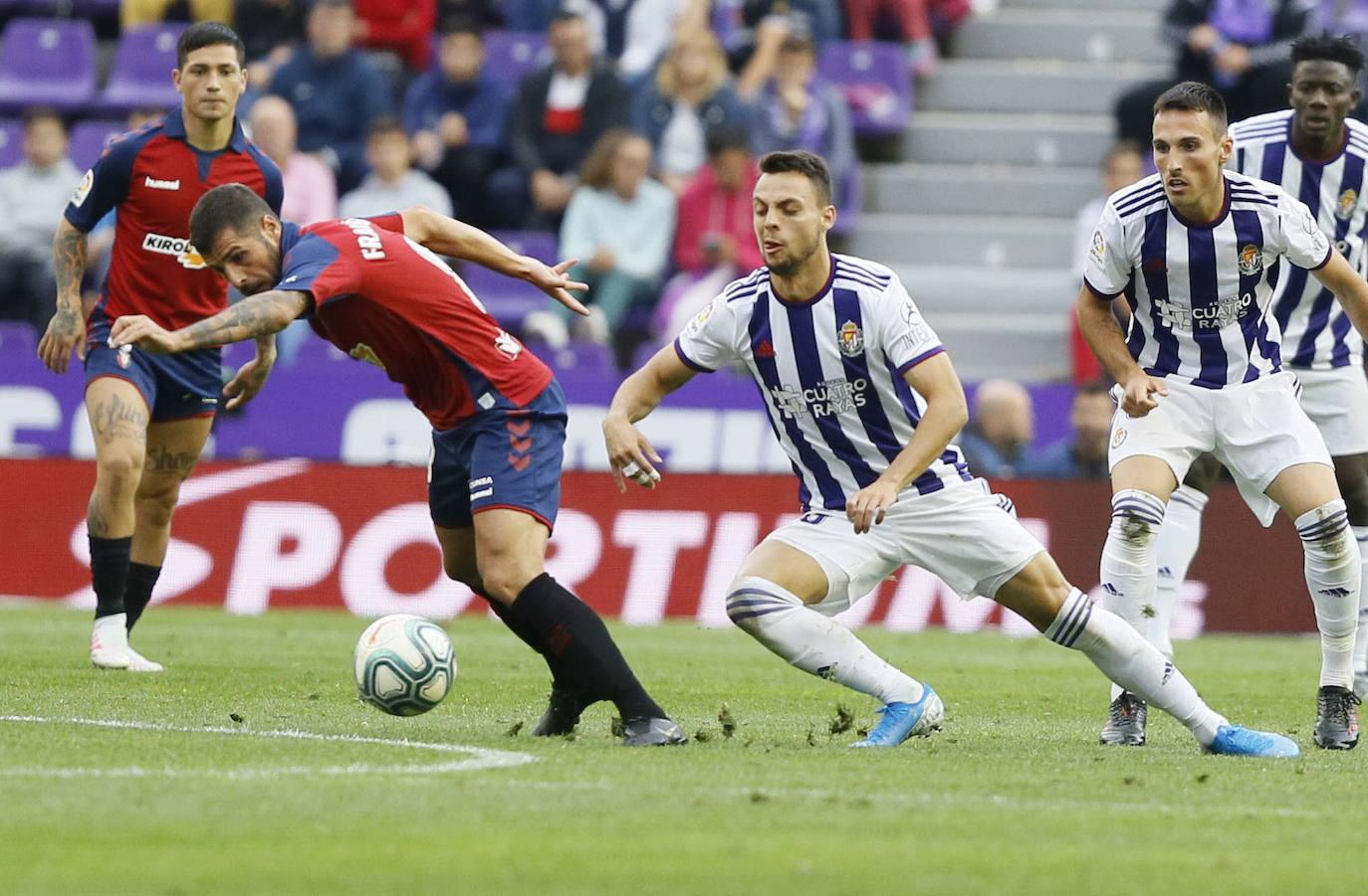 Sergio González: «El Osasuna fue el Real Valladolid del año pasado»