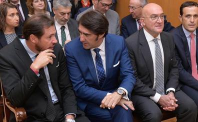Óscar Puente anuncia un acuerdo inminente con el Sareb para conseguir la parcela para el Campus de la Justicia