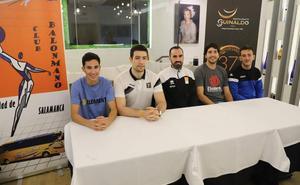 El BM Salamanca empieza este sábado la liga en un «grupo muy parejo y complicado»