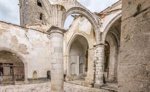 La iglesia de Fuentes de Cuéllar entra en la lista del patrimonio amenazado