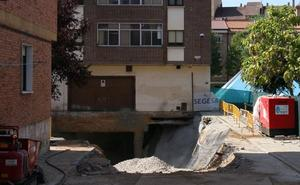 Técnicos municipales comprueban «palmo a palmo» la bóveda del Clamores