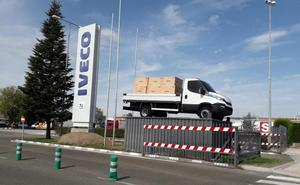 Los 930 empleados de Iveco en Valladolid temen un recorte del 18% con el nuevo ERTE