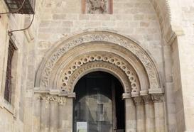 «Un auténtico ejercicio de cirugía» para salvar la iglesia románica de San Martín
