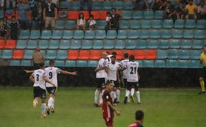 El Burgos será el primer rival del Salamanca CF UDS en la Copa RFEF