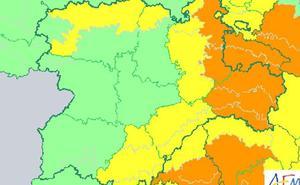 La Agencia de Meteorología retira la alerta amarilla en Valladolid pero mantiene el riesgo de tormenta