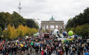 Millones de personas protestan contra el cambio climático en el mundo