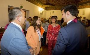 Afiliados de Cs trasladan a Igea su «preocupación» por la recogida de avales para la Diputación de Valladolid