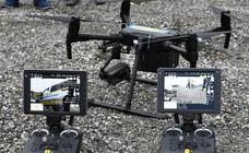 Drones para la vigilancia de las carreteras de la provincia de Segovia