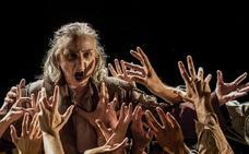 El Festival de Teatro sobrepasa su ecuador mañana con 'El Rey Lear', de la compañía Atalaya, Premio Nacional de Teatro 2018