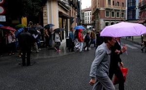 Alerta amarilla en Valladolid ante la posibilidad de que caiga otra tromba esta tarde