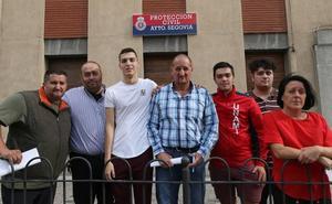 El exjefe de Protección Civil de Segovia revela que «hemos tenido que comprar enseres para la sede en Wallapop»
