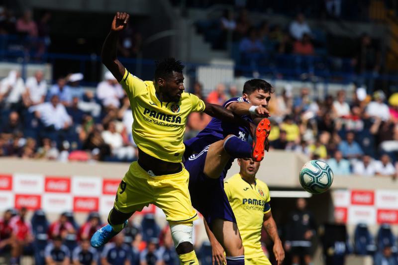 El Real Valladolid cae en Villarreal con justicia