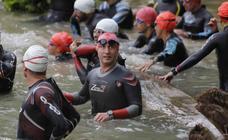Un centenar de atletas desafían a la lluvia en Valbuena de Duero (2/2)