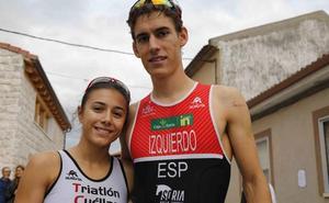 Izquierdo y Muñoz dominan en Valbuena de Duero