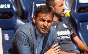 Javi Calleja: «El equipo ha ido de menos a más sabiendo que había que tener paciencia»
