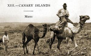 Un menú canario y centenario