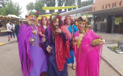 Serrada celebra su vendimia a la espera de la declaración de interés regional