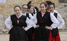 Los niños, protagonistas de la Fiesta de la Vendimia de Curiel de Duero (2/2)