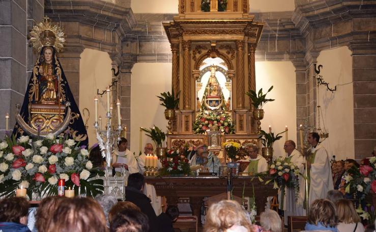 Romería de la Virgen del Brezo