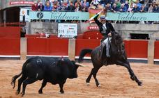 Corrida de rejones de Salamanca