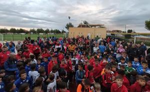 Éxito del V Torneo de Fútbol 7 CGB 'Por un futuro sin Alzheimer' en San Cristóbal de Entreviñas