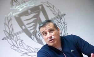 Miguel Ángel Gómez: «En diez días la renovación de Sergio González estará encarrilada»