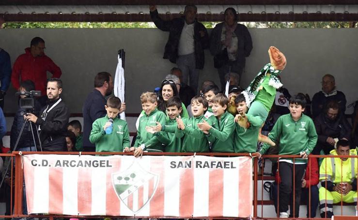 Jornada del sábado en la Pinares Cup que se celebra en El Espinar