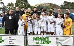 El Celta y el Real Madrid, campeones en la Pinares Cup
