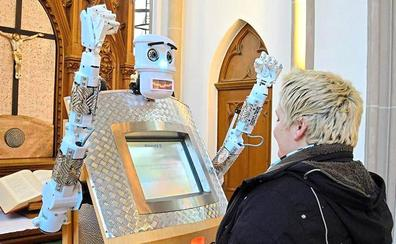 Que los robots recen por mí