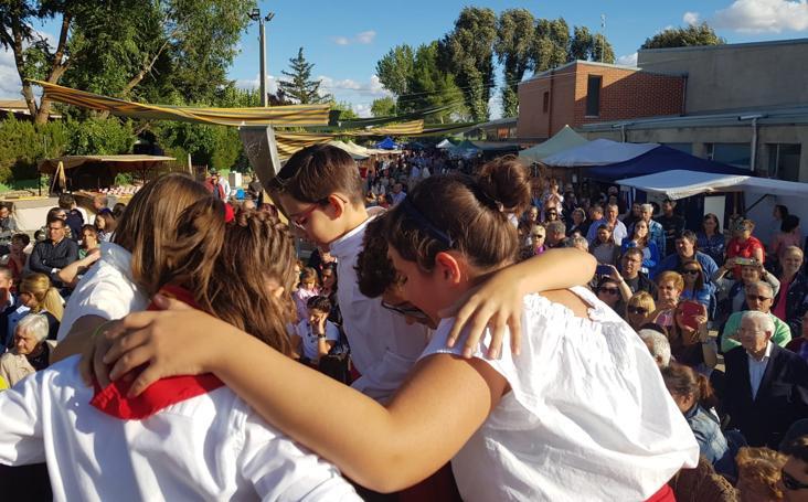 Serrada cierra la Fiesta de la Vendimia con éxito