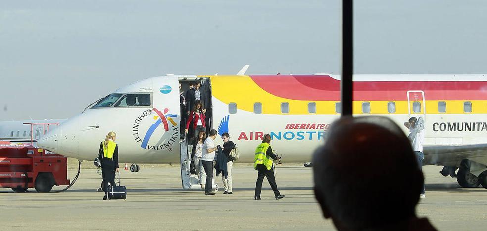 Air Nostrum conectará Valladolid con Gran Canaria en Navidad