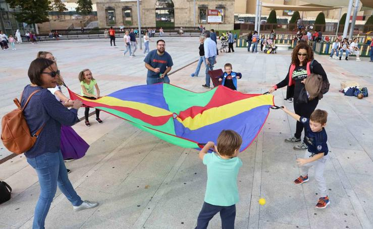 Las fiestas de Avesal arrancan con juegos infantiles