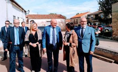El Gobierno la Junta invierten más de 20 millones en la modernización del Canal de Campillo de Buitrago
