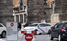 La ciudad de Segovia soporta cada día una media de 100.000 desplazamientos de vehículos