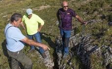 El final de la búsqueda de Eloy en Picos de Europa: «Son los restos de tu padre»