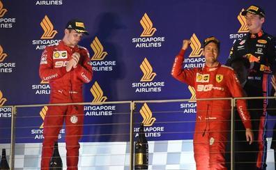 Ferrari eligió a Vettel: no hay pruebas, pero tampoco dudas