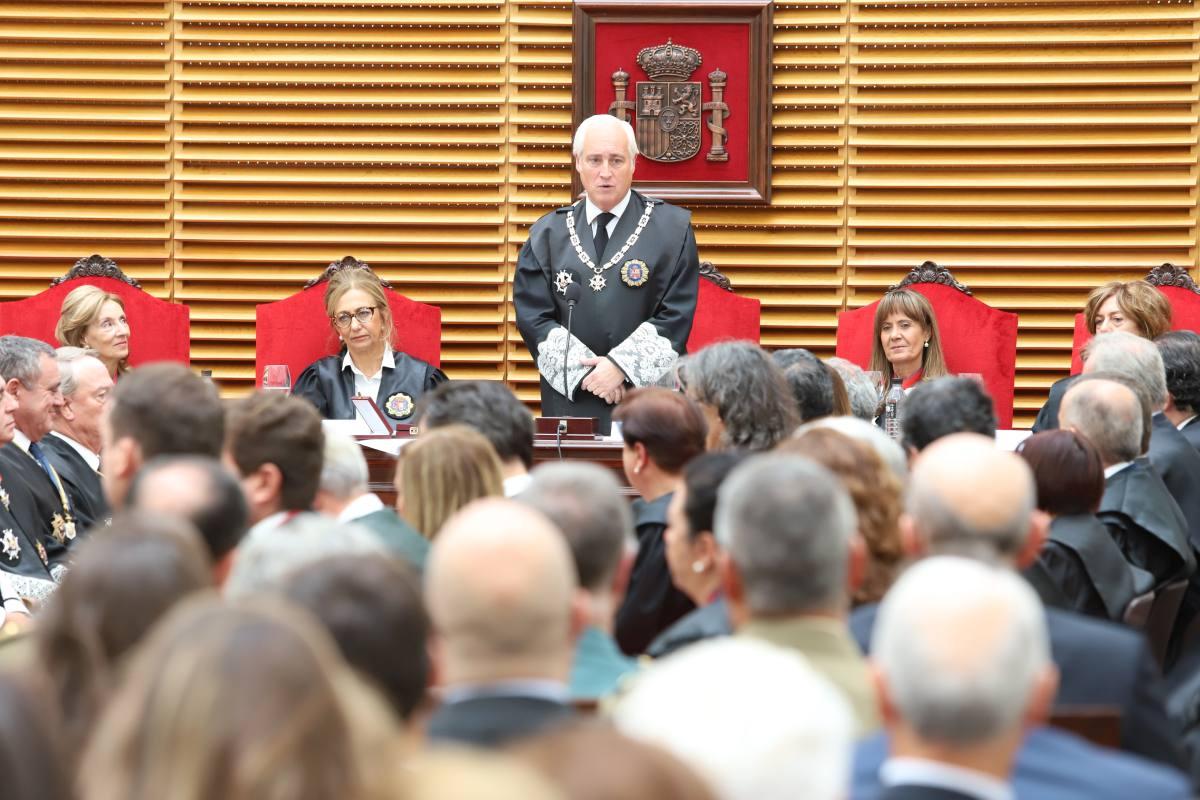 Concepción pone en valor la «unidad» e «independencia» del Poder Judicial